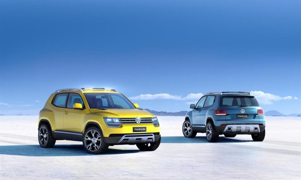 Grintosa, compatta ed efficiente…la Volkswagen presenta la Taigun, SUV di segmento A dal futuro possibile