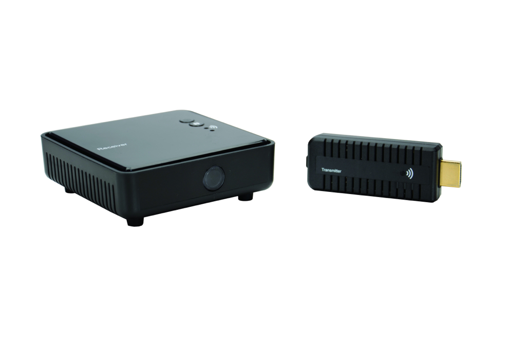 Optoma WDH100, il segnale Full HD attraverso il WIFI