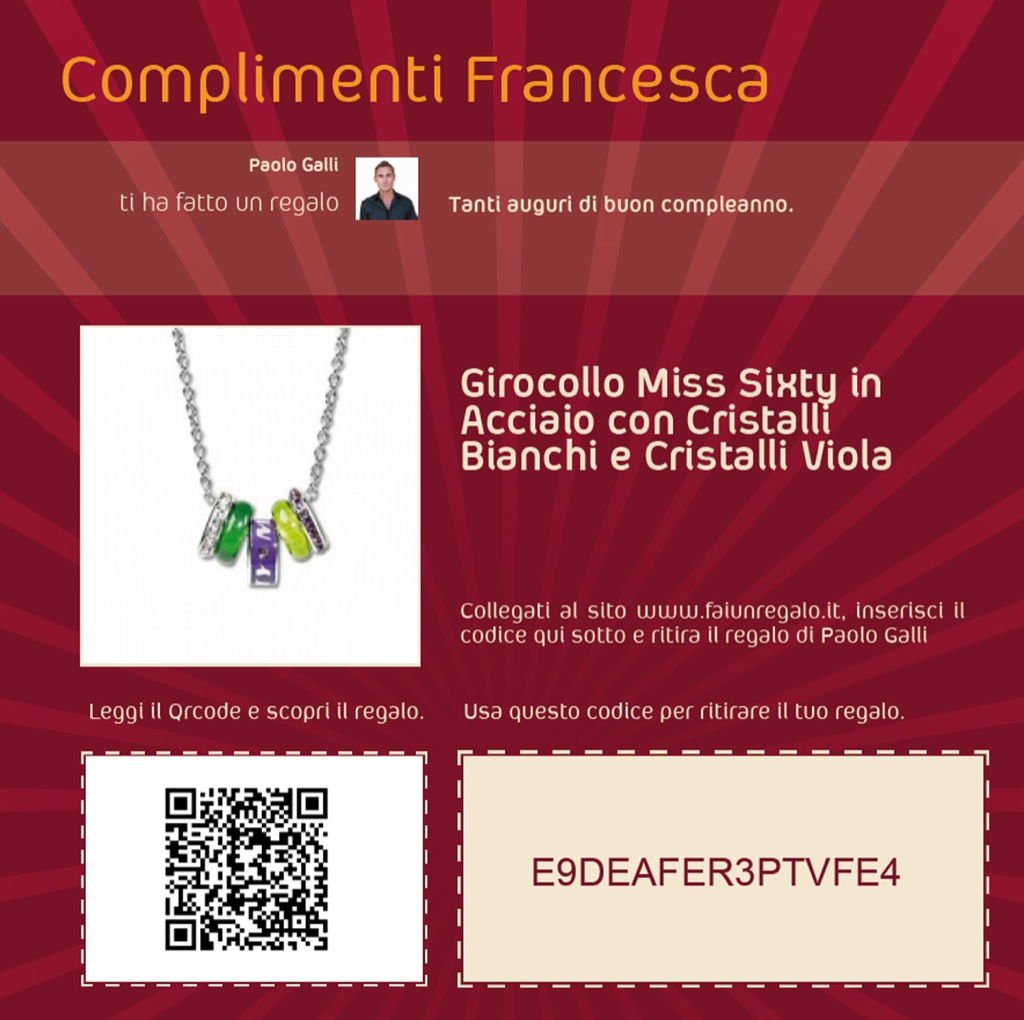 Faiunregalo.it è il primo esempio TUTTO ITALIANO per l'ultima frontiera dello shopping online: il Social Gifting e i pionieri sono italiani