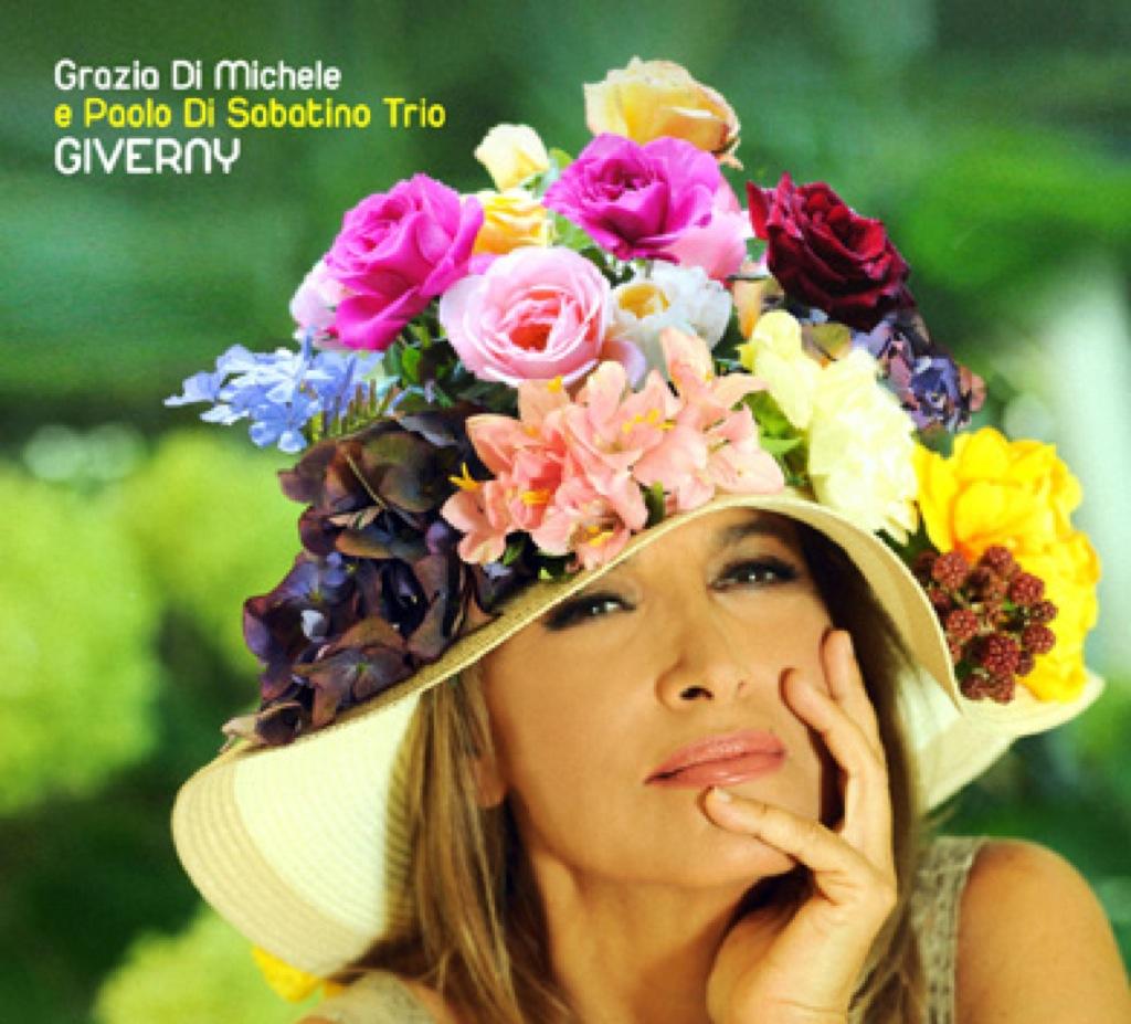 GIVERNY, il nuovo album di GRAZIA DI MICHELE