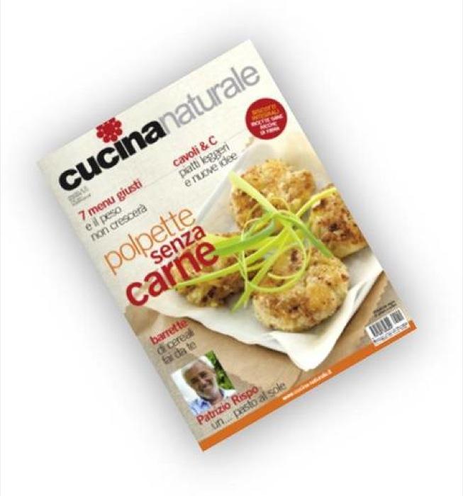 Cucina Naturale: in edicola,  con il numero di novembre, la guida 'Cucina a vapore' II Edizione