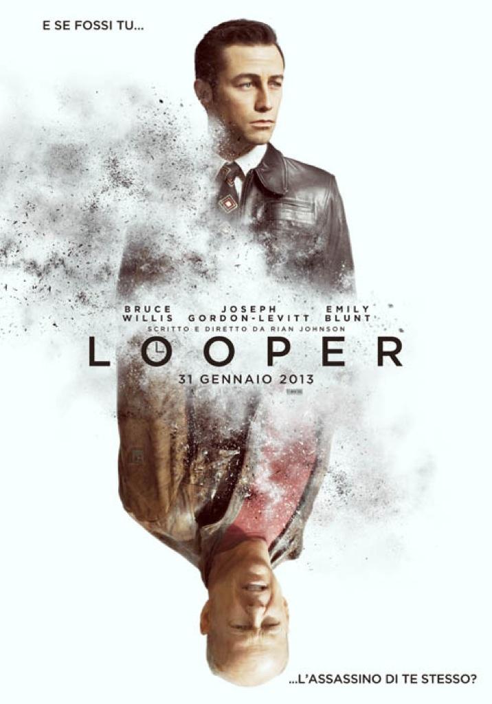 Looper, thriller avveniristico tra presente e futuro, in anteprima al Lucca Comics & Games