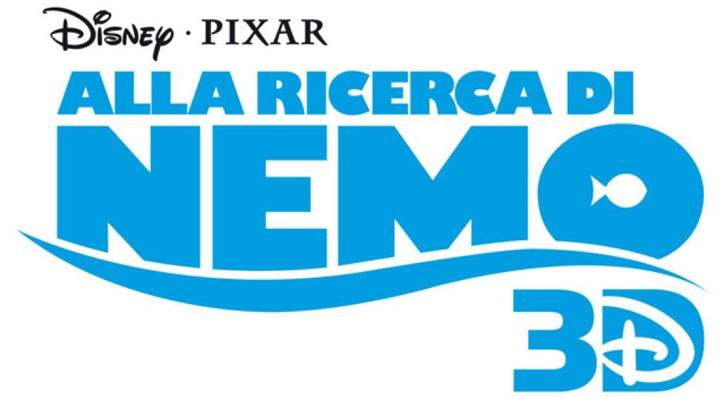 Alla ricerca di Nemo 3D, lo straordinario capolavoro Disney Pixar, per la prima volta nelle sale italiane in versione rimasterizzata Disney Digital 3D