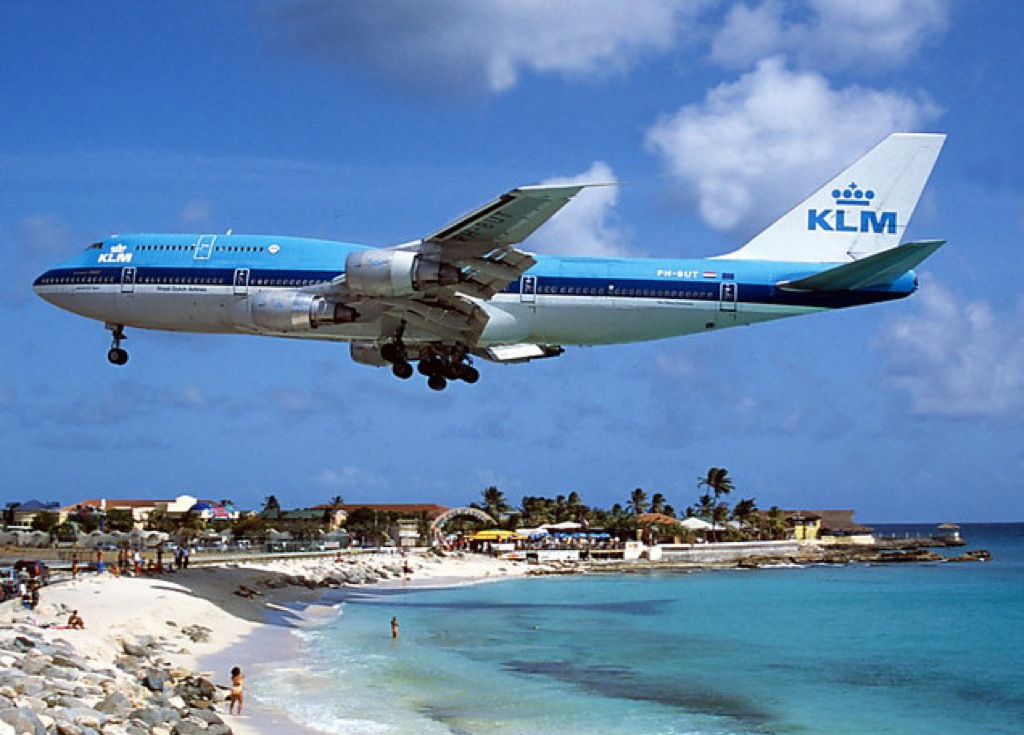 Facebook e Twitter di KLM sono ora disponibili in lingua italiana