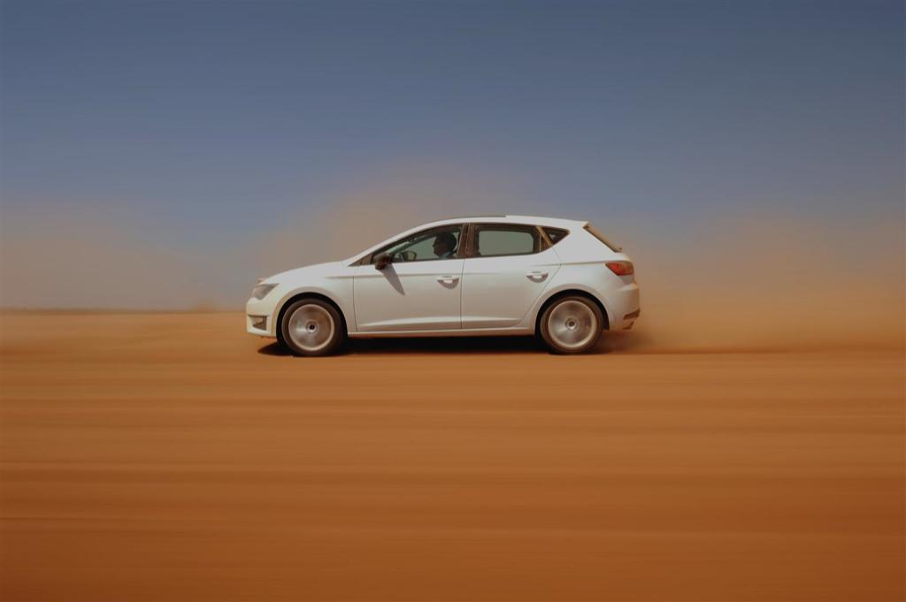 Test drive estremo: la nuova SEAT Leon