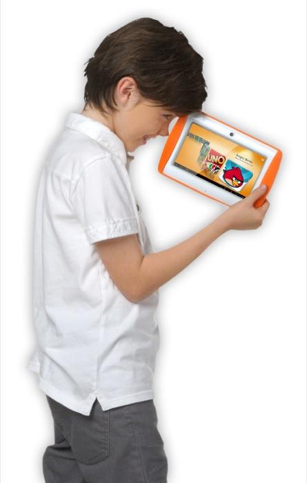 Piccoli…già grandi con MEEP!, il tablet di Oregon Scientific