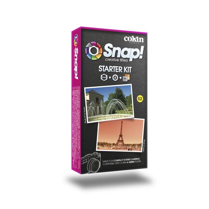 Cokin annuncia il nuovo Snap! Kit per Compact System Camera (CSC), la rinascita del suo leggendario Sistema A