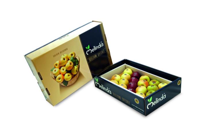 Melinda Special Edition: nuovo packaging per un Natale gustoso