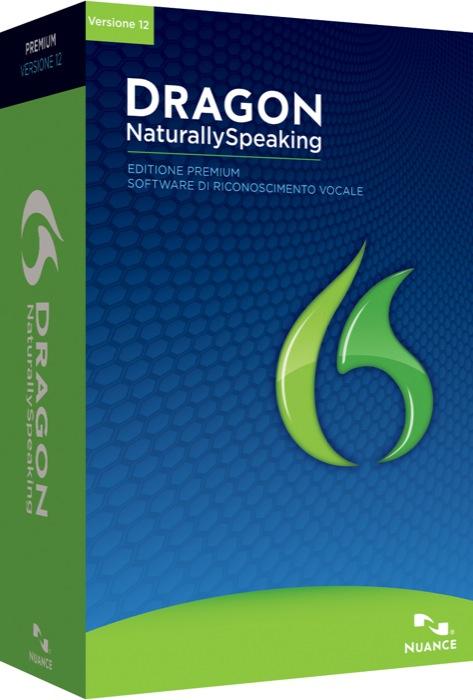 Nuance rilascia la versione 12 di Dragon NaturallySpeaking in italiano