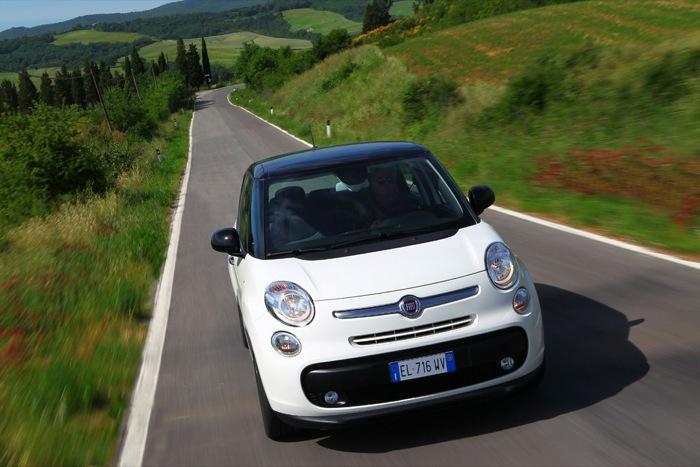 La Fiat 500L si aggiudica le cinque stelle Euro NCAP con un punteggio globale di 83/100