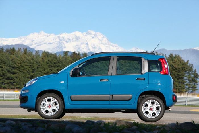 Panda TwinAir Turbo Natural Power si aggiudica in Svizzera il titolo di 'Auto più ecologica' del 2013