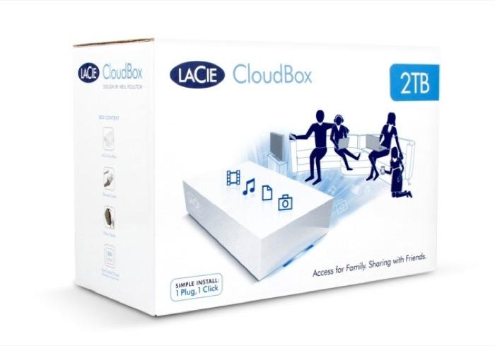 LaCie presenta una soluzione dedicata alle famiglie per l'accesso e la condivisione dei file