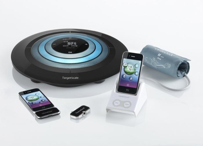 Medisana VitaDock: GlucoDock la salute si cura con iPhone, iPad e iPod!