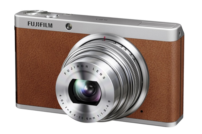 A Natale regala una fotocamera Fujifilm: per chi cerca il glamour, Fujifilm XF1