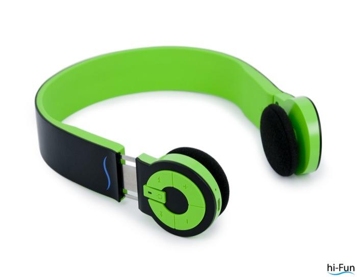 hi-Edo le prime cuffie Bluetooth di hi-Fun