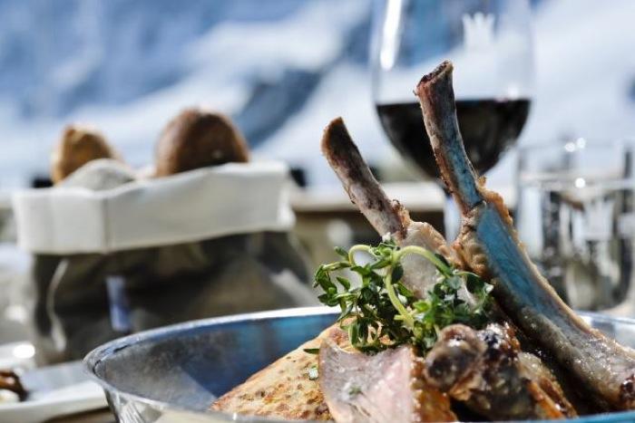 Stubai: premio gourmet a quota 3000
