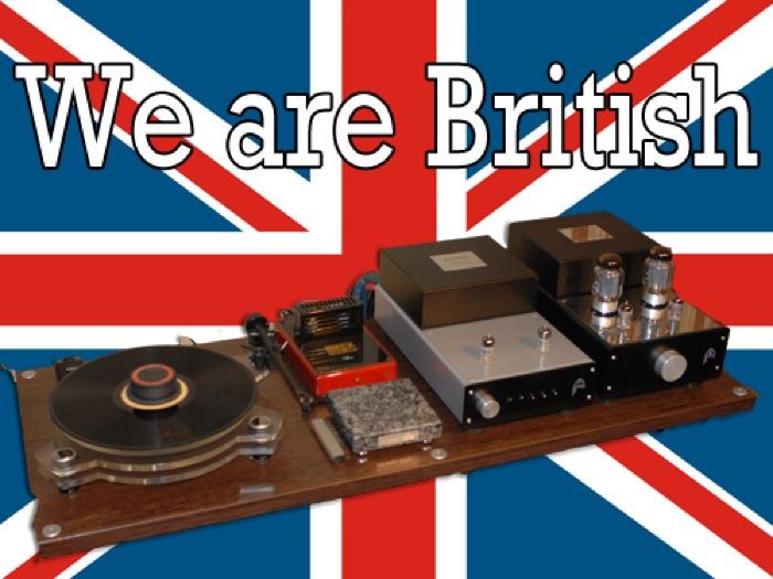 """Alla ACME di Biella in dimostrazione un impianto HI-FI """"full British""""!"""