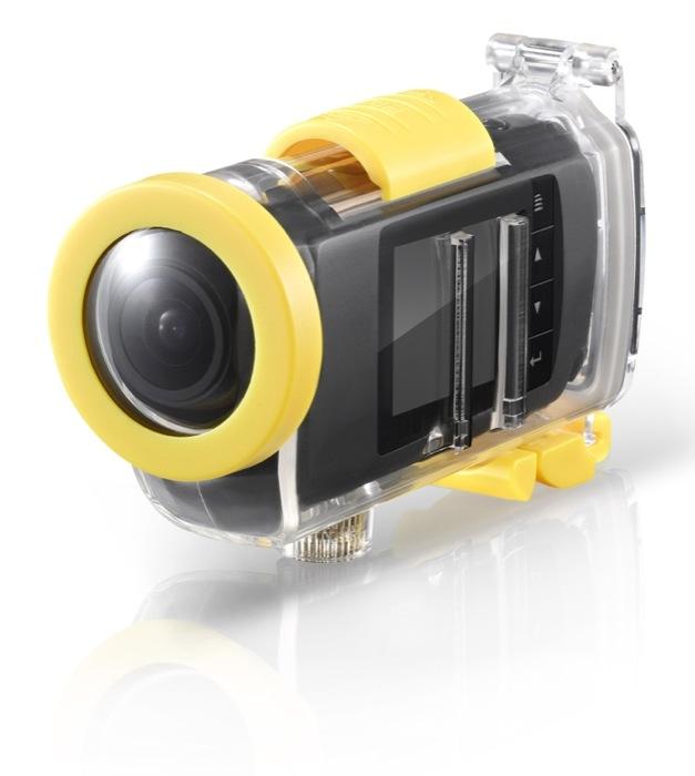 BRAUN SIX ZERO, la mini-cam outdoor per filmati full HD 1080i a 60 fps