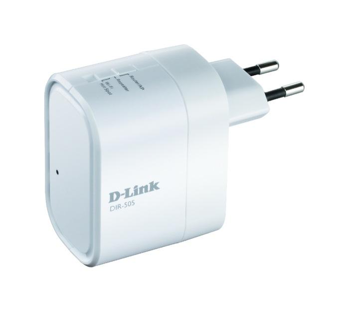 Il Natale hi-tech secondo D-Link: Mobile Cloud Companion DIR-505