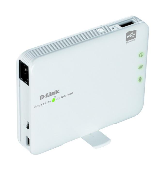 Il Natale hi-tech secondo D-Link: Pocket Cloud Router DIR-506L