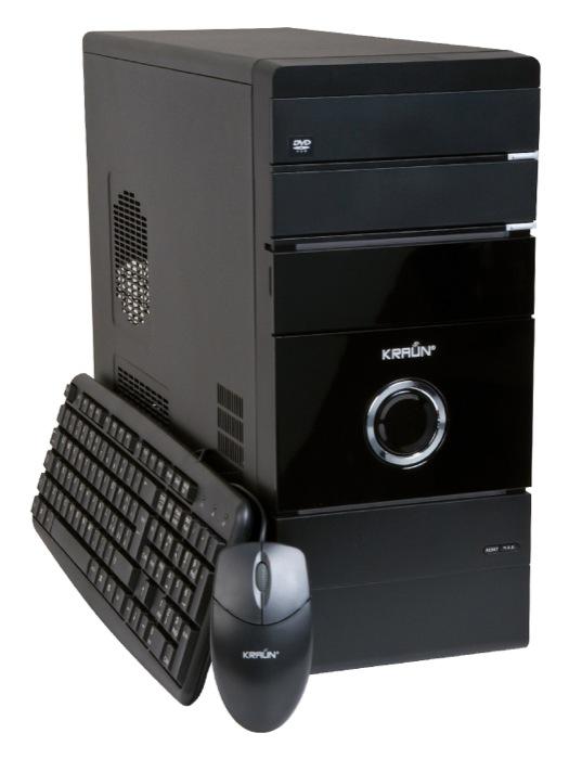 Da Kraun un PC con Windows 8 e un eccellente rapporto qualità/prezzo