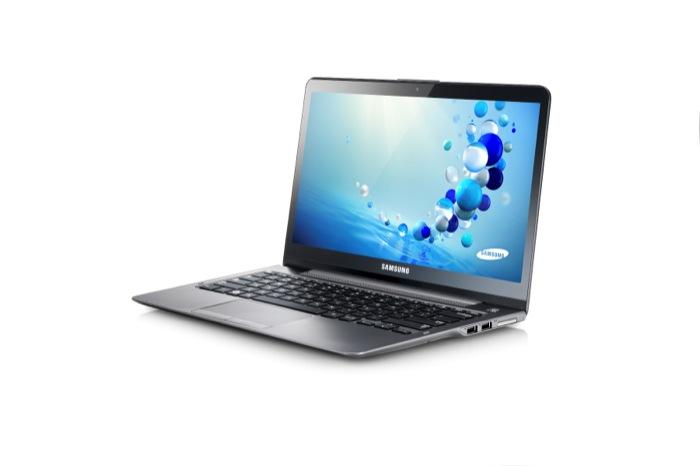 Samsung Serie 5 Ultra Touch: con il nuovo Ultrabook Samsung l'innovazione in punta di dita