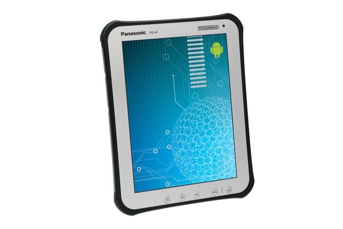 Panasonic Toughpad FZ-A1 il primo tablet rugged professionale è ora disponibile in Italia