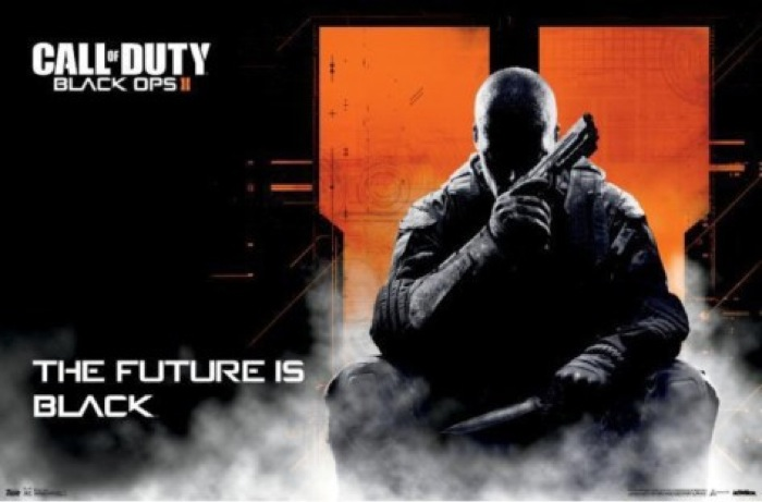 Call of Duty Black Ops 2: The Future Is Black