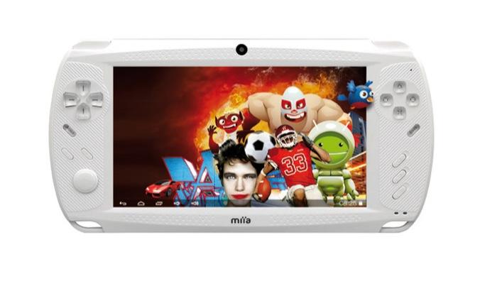 Miia GameTAB7: quando giocare è una cosa seria con la tablet console!