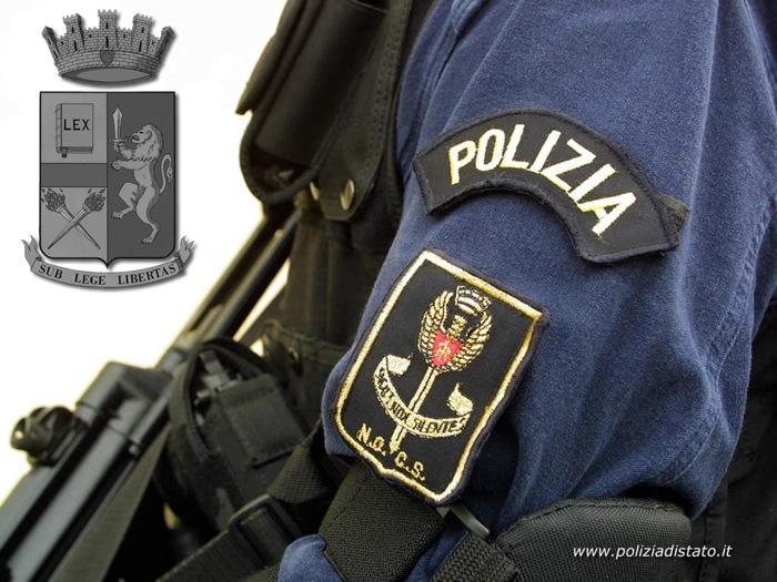 La Polizia di Stato premia l'agente più eroico d'Italia