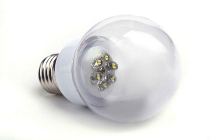 Plessey's Innovative MAGIC High Brightness LEDs win the Solid-State Lighting Application Category in Elektra Awards 2012