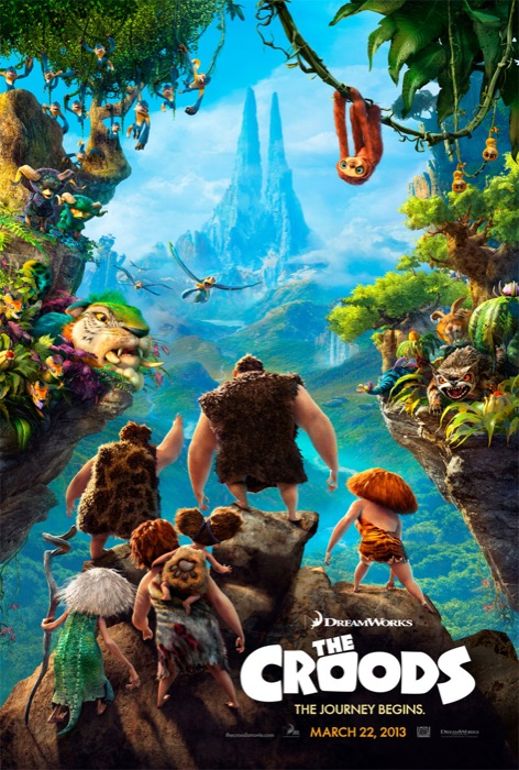 I CROODS: trailer italiano