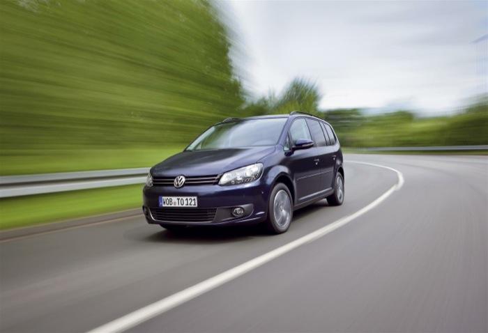 Volkswagen Touran 1.4 TSI EcoFuel versatile monovolume 5 o 7 posti con motorizzazione a metano