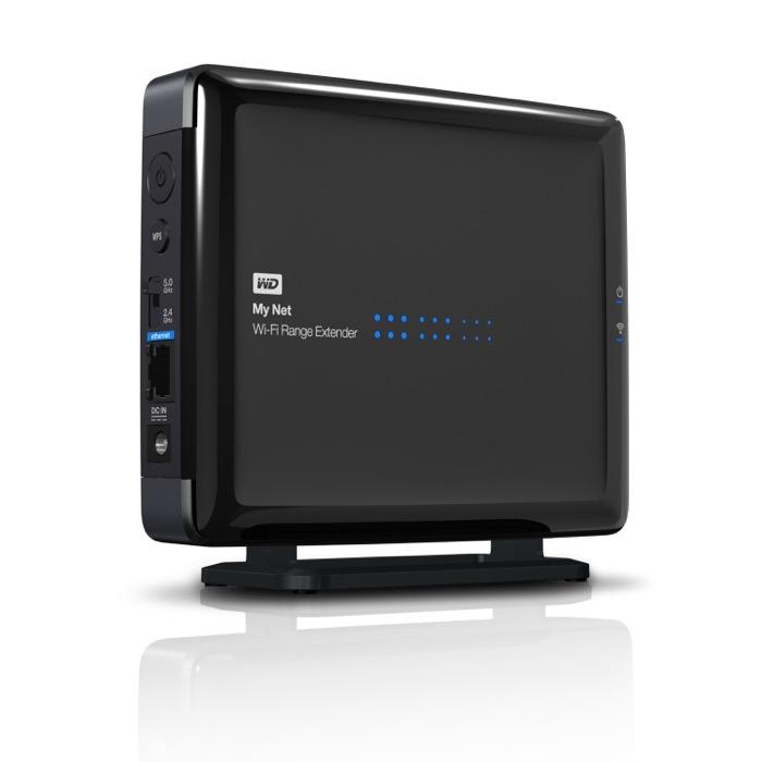 Con WD il Wi-Fi diventa più veloce e copre tutta la casa: WD My Net Wi-Fi Range Extender aumenta prestazioni ed affidabilità della rete wi-fi di casa