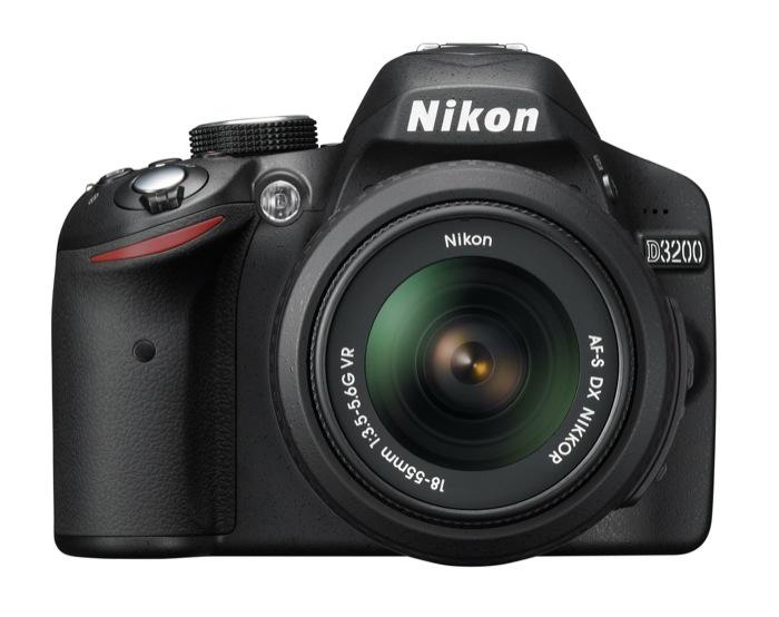 NIKON I AM…a Family Portrait con Nikon D3200!
