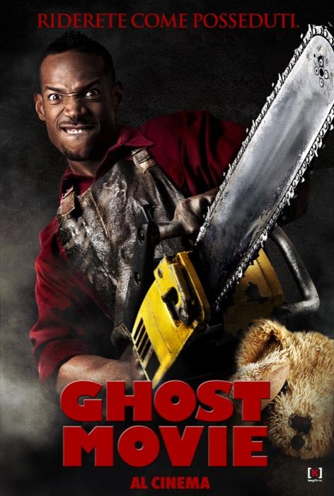 GHOST MOVIE: nuovo poster e clip in italiano!