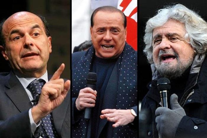 Elezioni Politiche 2013: nell'ultima settimana, i fan di Monti sono i più attivi, lo TsunamiTour inonda i social network, e Giannino ha il tweet facile