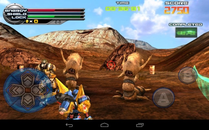HyperDevbox releases ExZeus Arcade 2 for Android: 3D shooter game sets new milestone in the action arcade genre on mobile