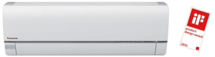 Panasonic è lieta di annunciare che il nuovo sistema di climatizzazione Etherea ha vinto il premio iF Product Design Award 2013