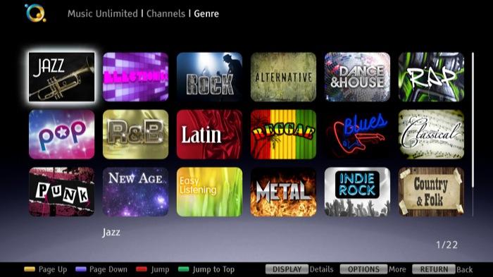 Il servizio Music Unlimited di Sony Entertainment Network dà il benvenuto all'Alta Fedeltà