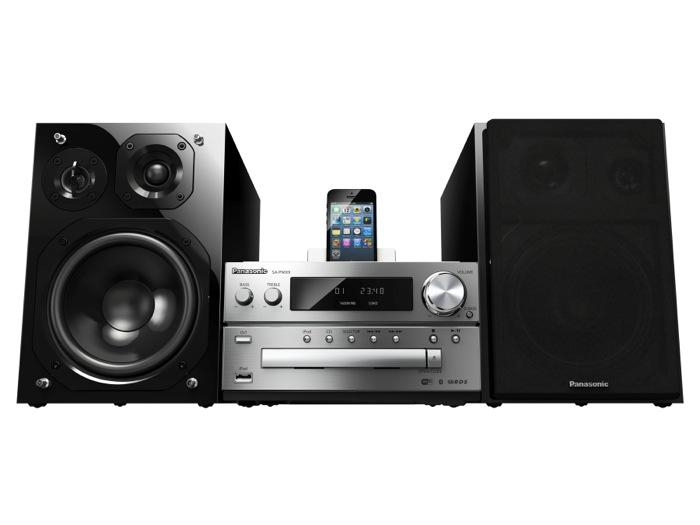 Panasonic presenta i nuovi sistemi Hi-Fi wireless ad alte prestazioni per un suono di qualità mozzafiato