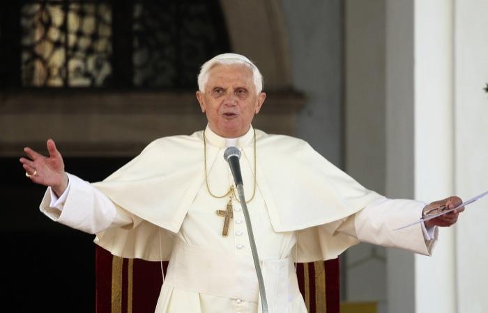 Il Papa Benedetto XVI lascia il Pontificato!
