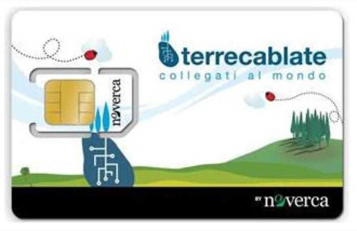 Terrecablate, la società di telecomunicazioni della provincia di Siena, entra nel mercato della telefonia mobile con Nòverca