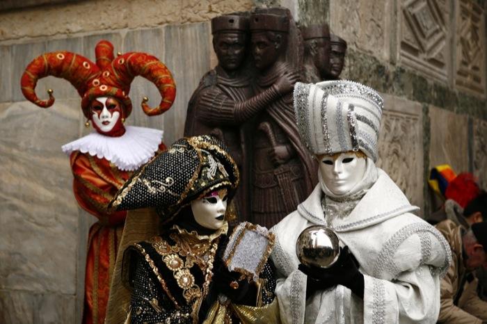 Canon partner ufficiale per la stampa e la fotografia al Carnevale di Venezia