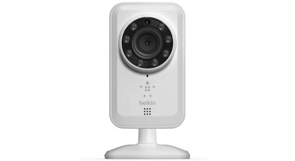Belkin lancia la Videocamera Wi-Fi NetCam con visione notturna