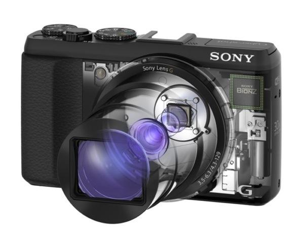 Cyber-shot HX50: da Sony la fotocamera più piccola e leggera al mondo con zoom 30x e funzionalità avanzate
