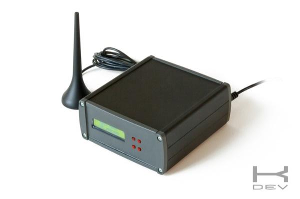 FoxBox si evolve con il modello G25 per gestire SMS/MMS