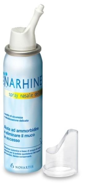 Novartis Consumer Health SPRAY nasale delicato 100ml. Per i bimbi che diventano grandi e stanno imparando a soffiarsi il nasino da soli