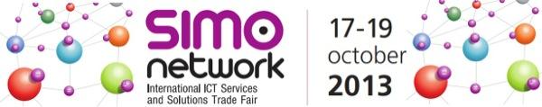 SIMO Network, Salone Internazionale dei Servizi e Soluzioni ICT per le Imprese – Madrid dal 17 al 19 Ottobre 2013