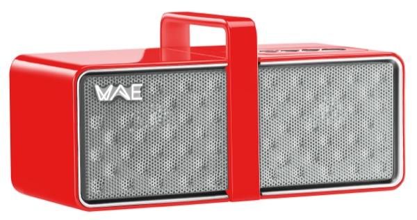 Hercules WAE BTP03 * Wireless Audio Experience, compatto e potente, con una batteria dalla durata eccezionale